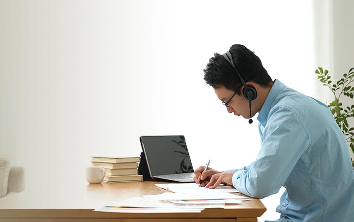 コロナウィルスによる完全オンライン授業対応